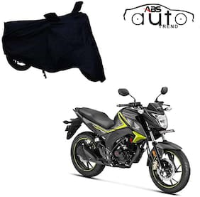 ABS AUTO TREND Bike Body Cover For  Honda Cb Hornet 160R ( Black )