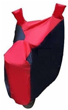 Bike Body Cover For  Bajaj CT 100 & Anti-Pollution Face Mask & BLACK ARM SLEEVES