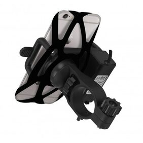 Bike Mobile Holder with Charger for Yamaha Bikes (1 yr warranty)
