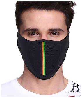 Rakhi Fashion Bike Riding & Cycling Dust Sun Protecion Half Face Cover Mask Set of 1
