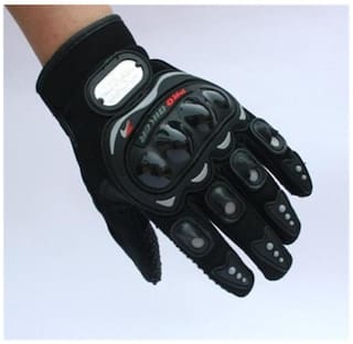 Biker Gloves Pro biker Gloves - Bike / Motorcycle / Cycle Riding