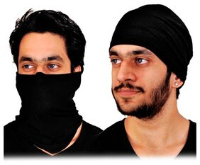 biker's face mask Free size