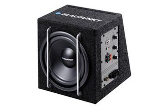 Blaupunkt Car GTB-8200A 20 cm Active Subwoofer System With Enclosure (200 Watt)