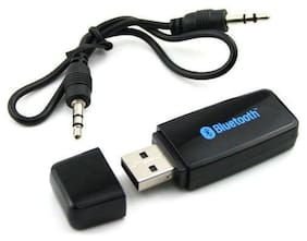 Bluetooth Stereo Adapter Audio Receiver 3.5Mm Music Wireless Hifi Dongle Transmitter Usb Mp3 Speaker Car
