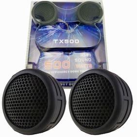 Brand New 500 Watt  Car Stereo Door Speakers Dash Super Tweeters ProConnect USA