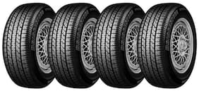 Bridgestone B 290 4 Wheeler Tyre (155/70 R13 75T  Tube Less) (Set Of 4)
