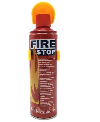BTK Trade Emergency Fire Stop Fire Extinguisher Mount for Urgency with stand