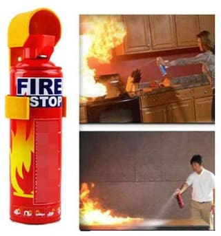 BTK Trade Fire Stop Fire Extinguisher Mount for protection from fire