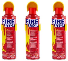BTK Trade Fire Stop FMS Fire Extinguisher Mount (Set of 3)
