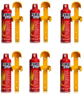 BTK Trade Fire Stop Extinguisher Mount (Set of 6)