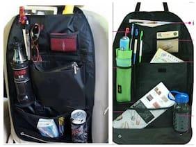Buyerzone Back Seat Multi Pocket Organizer