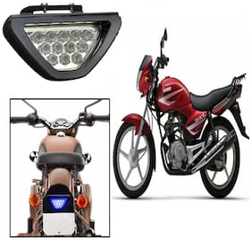 Capeshopper Blue 12 Led Brake Light With Flasher For Yamaha Ybx -Blue