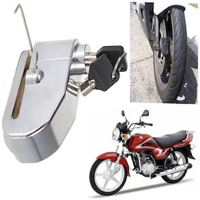 Capeshoppers ALARM LOCK With Siren For Royal Enfield BULLET 448