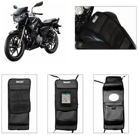Capeshoppers Utility Tank Bag For Tvs Apache Rtr 160