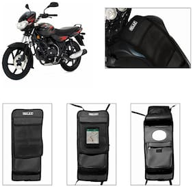 Capeshoppers Utility Tank Bag For Bajaj Discover Dtsi