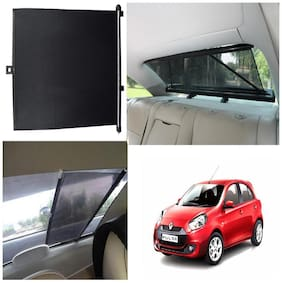 Capeshoppers Car Sun Shade Roller For Renault Pulse