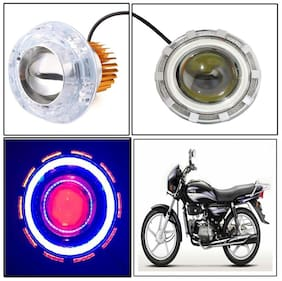 Capeshoppers Ring Projector For Hero MotoCorp Splendor Plus