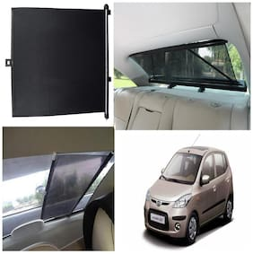 Capeshoppers Car Sun Shade Roller For Hyundai i10 2010