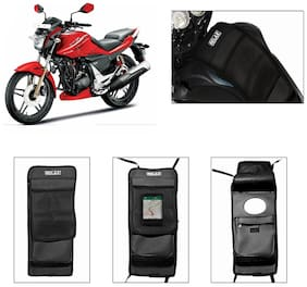 Capeshoppers Utility Tank Bag For Hero Motocorp Xtreme Single Disc
