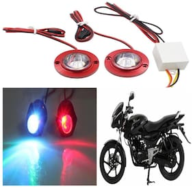Capeshoppers Strobe Light For Bajaj Pulsar 150cc Dtsi