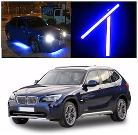 Capeshoppers Car Daytime Running Light (DRL)Blue For BMW X1