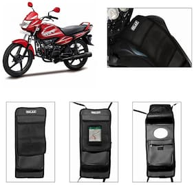 Capeshoppers Utility Tank Bag For Hero Motocorp Splendor Nxg
