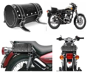 Capeshoppers Royal Enfield Duffle Bag For Royal Enfield Bullet 500