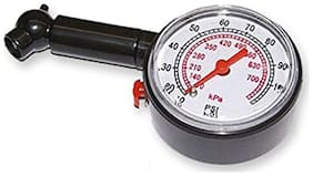 Capeshoppers Analog Tyre Gauge For Kinetic Honda Scooty