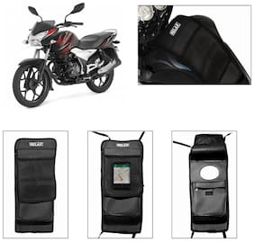 Capeshoppers Utility Tank Bag For Bajaj Discover 100 T Disc