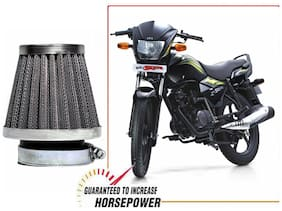 Capeshoppers Moxi High Performance Bike Air Filter For Tvs Star City Plus
