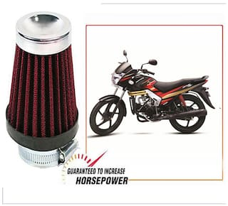 Buy Capeshoppers Big Hp High Performance Bike Air Filter For