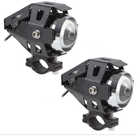 Capeshoppers Cree U-5 Led Projector Lens Combo For All Bikes