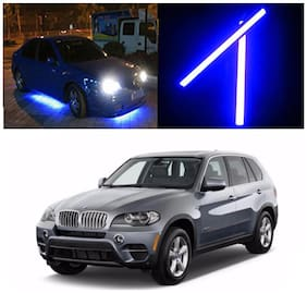 Capeshoppers Car Daytime Running Light (DRL)Blue For BMW X5