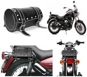 Capeshoppers Royal Enfield Duffle Bag For Royal Enfield Thunderbird 500