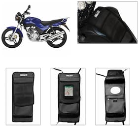 Capeshoppers Utility Tank Bag For Yamaha Ybr 125
