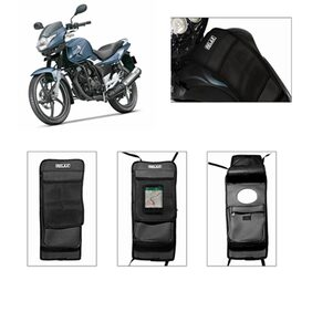 Capeshoppers Utility Tank Bag For Suzuki Gs 150R