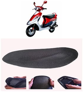 Capeshoppers Cool Mesh For TVS Pep+ Scooty