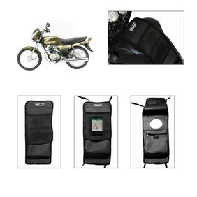 Capeshoppers Utility Tank Bag For Bajaj Ct-100