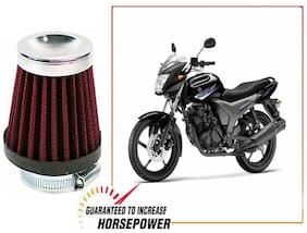 Capeshoppers Hp High Performance Bike Air Filter For Yamaha Sz-S