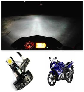 Capeshoppers M3 High Power Led For Bike Headlight For Yamaha YZF-R15