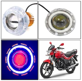 Capeshoppers Ring Projector For Hero MotoCorp Passion Pro Tr