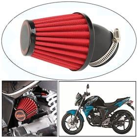 Capeshoppers RAD High Performance Bike Air Filter For Yamaha FZS FI