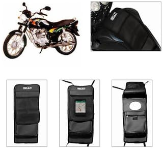 Capeshoppers Utility Tank Bag For Bajaj Caliber