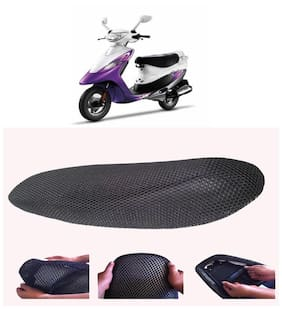 Capeshoppers Cool Mesh For TVS Streak Scooty