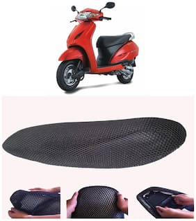 Capeshoppers Cool Mesh For Honda Activa Scooty