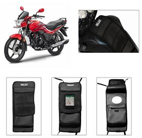 Capeshoppers Utility Tank Bag For Hero Motocorp Passion+
