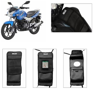 Capeshoppers Utility Tank Bag For Bajaj Discover 125 New