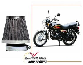 Capeshoppers Moxi High Performance Bike Air Filter For Tvs Max 100