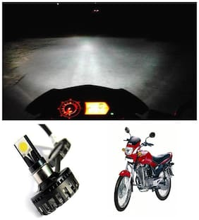 Capeshoppers M3 High Power Led For Bike Headlight For Hero MotoCorp AMBITION