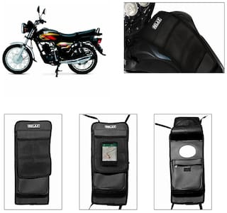 Capeshoppers Utility Tank Bag For Tvs Max 4R